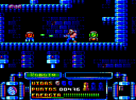 Screenshot of Galactic Tomb